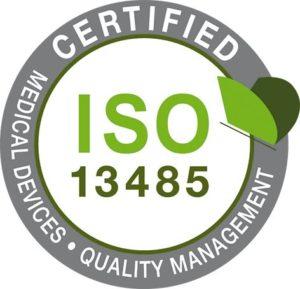 kvalitets certifierad enligt iso 13485